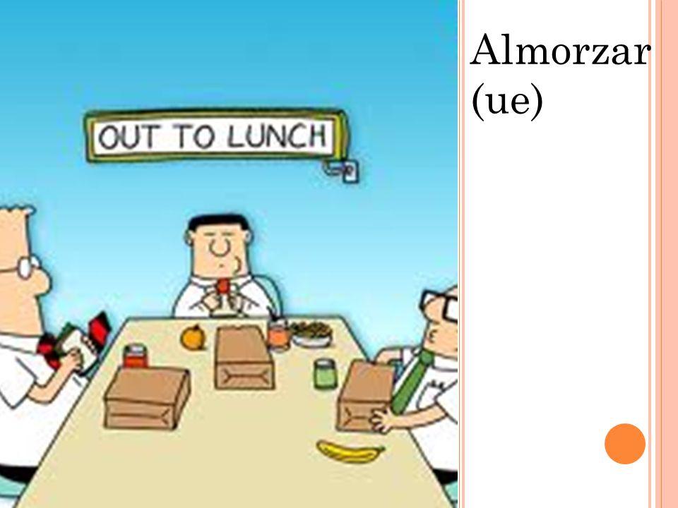 Almorzar (ue)