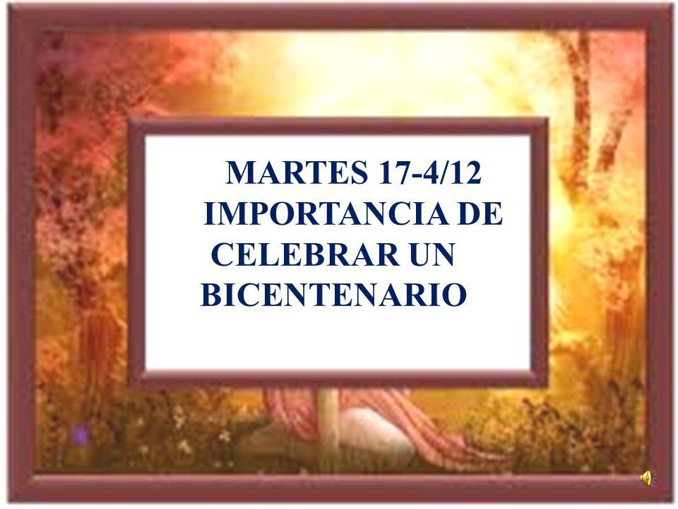 JORNADAS DE CULTURA CRISTIANA En honor a Nuestra Señora de la Soledad Del 16 al 20 de abril/12 Pbro.