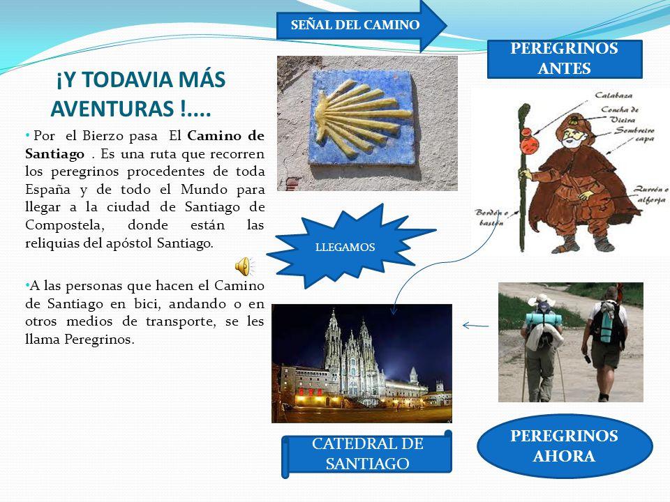 MÁS HISTORIA…..LOS TEMPLARIOS. A finales del siglo XII (12) los templarios llegaron a Ponferrada y vivieron durante muchísimos años en la Gran Fortale