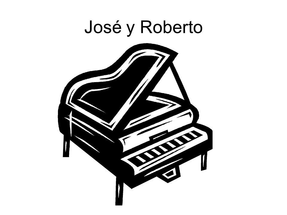José y Roberto