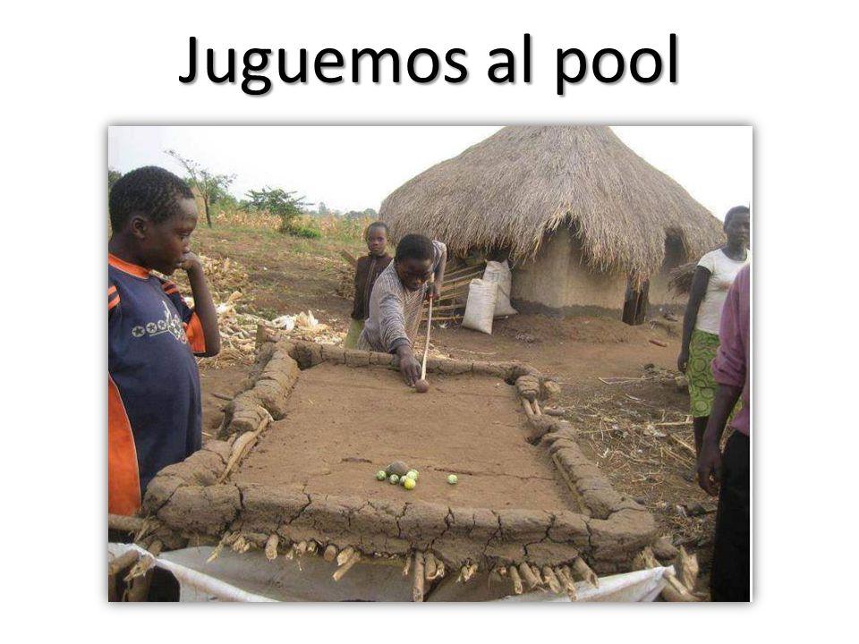 Juguemos al pool