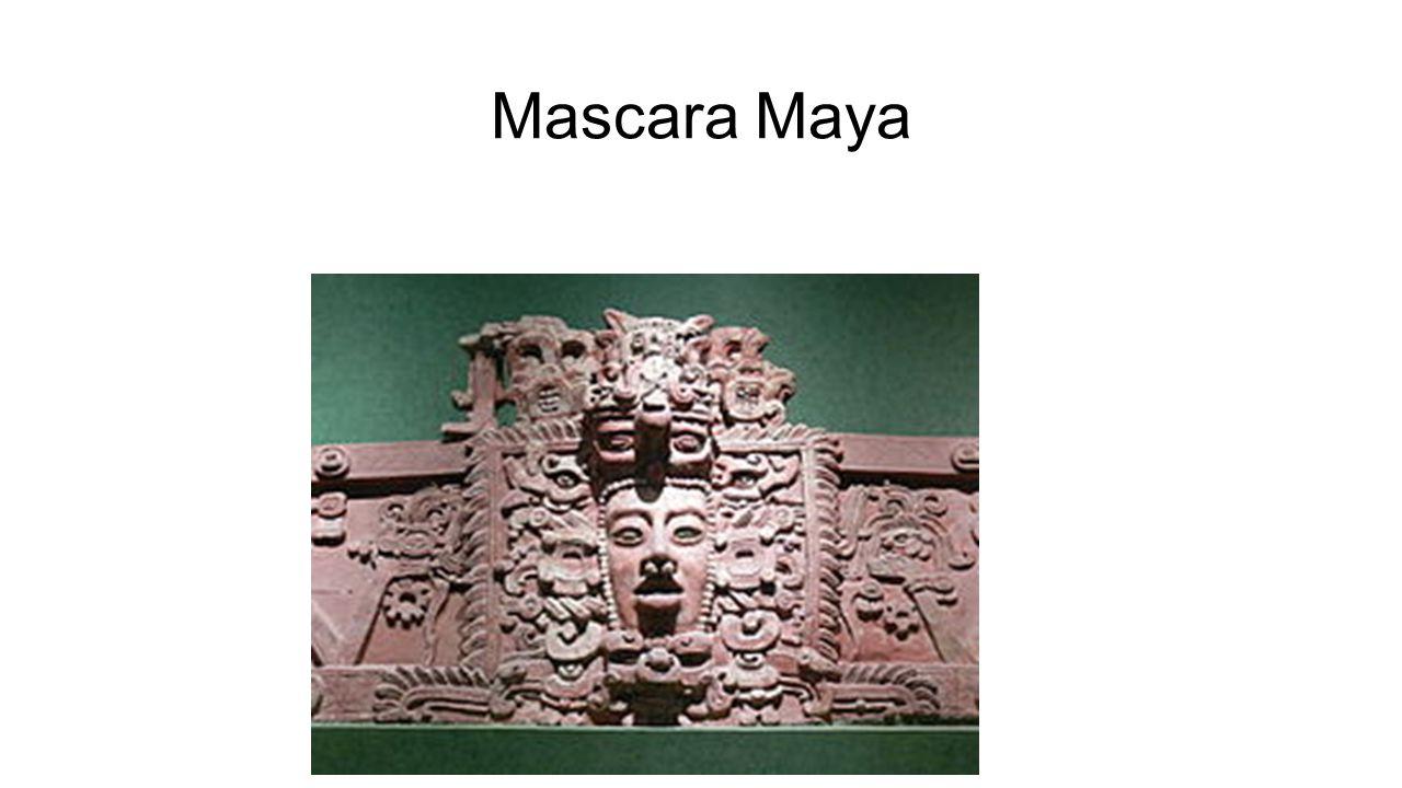 Pintura Maya