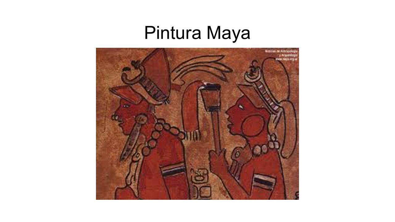 Maya y sus piramides