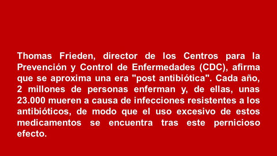 Adiós a los antibióticos