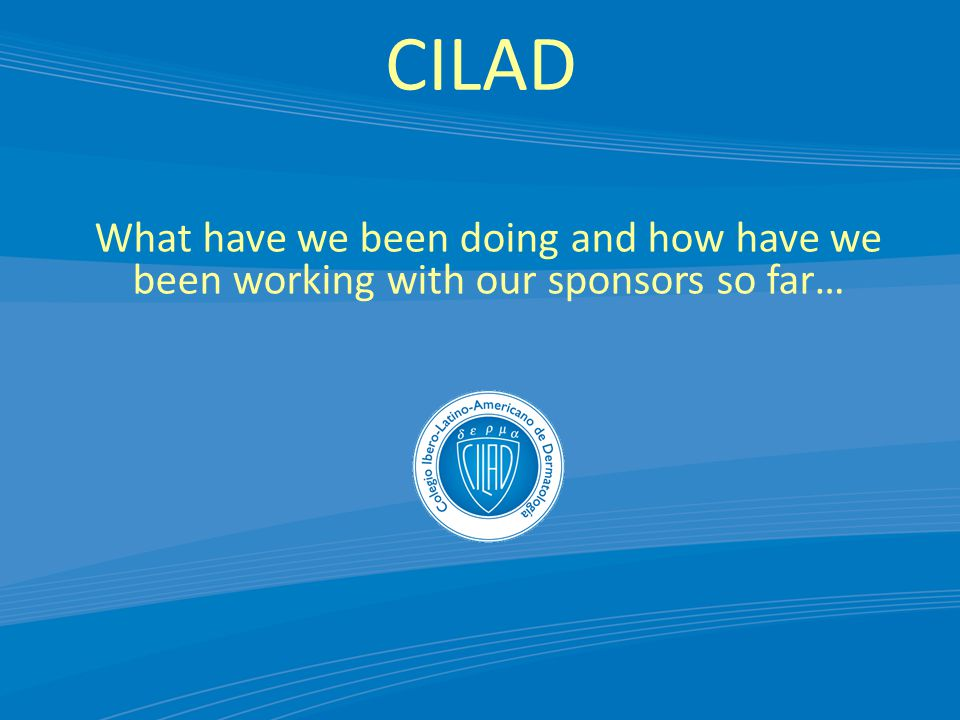 CILAD Science & Networking