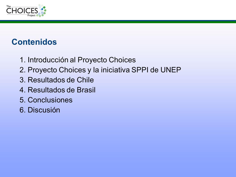 Para más información: http://sustainablechoices.info http://sustainablechoices.info Obrigada.