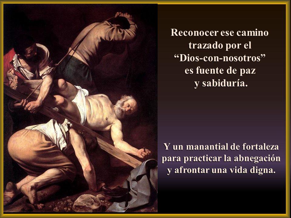 No pocas almas, decía, piden a Dios que venga a su encuentro sin hacer por su parte el más mínimo esfuerzo.