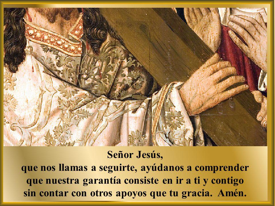 No es fácil decidirse a ser discípulo de un crucificado en un mundo que glorifica el éxito y el triunfo.
