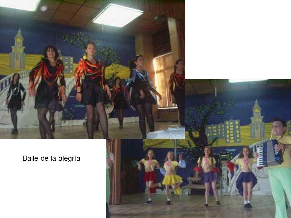 Baile de la alegría