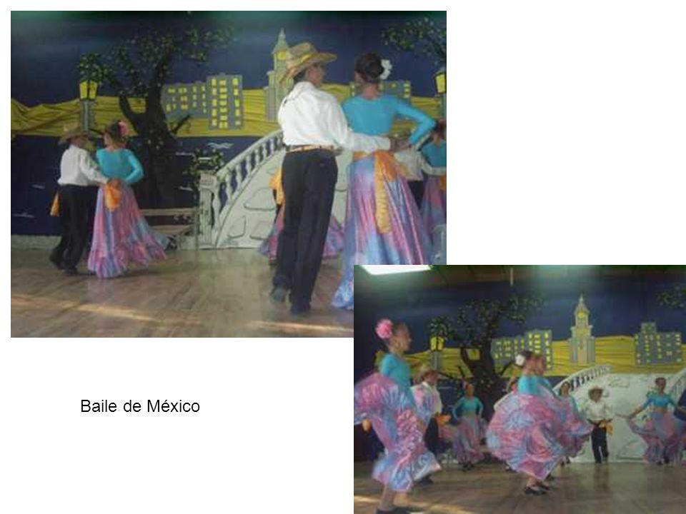 Baile de México