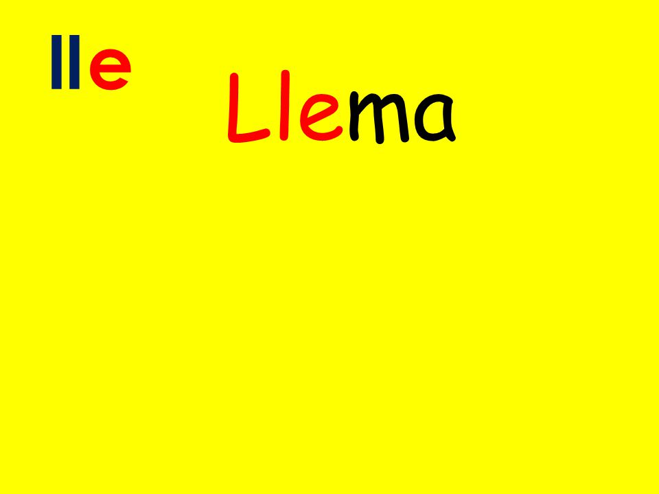 lle Llema