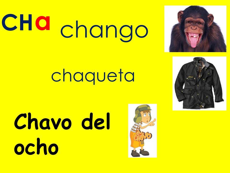 CH a chango chaqueta Chavo del ocho