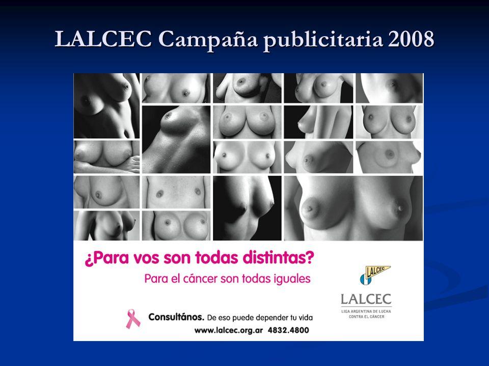 LALCEC Campaña publicitaria 2008