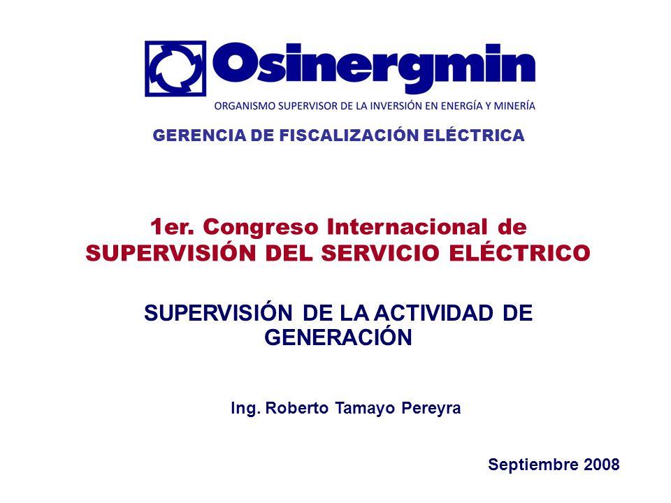 2 Sobre la disponibilidad No existía un mecanismo que demostrase que las unidades de generación se encontraran en condiciones adecuadas para su operación eficiente.