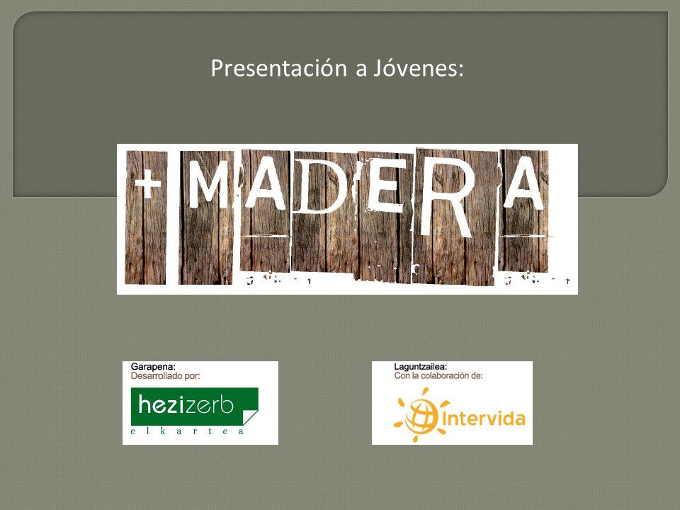 Es un proyecto desarrollado por HEZIZERB con la colaboración de INTERVIDA, que el año pasado se hizo en 4 localidades.