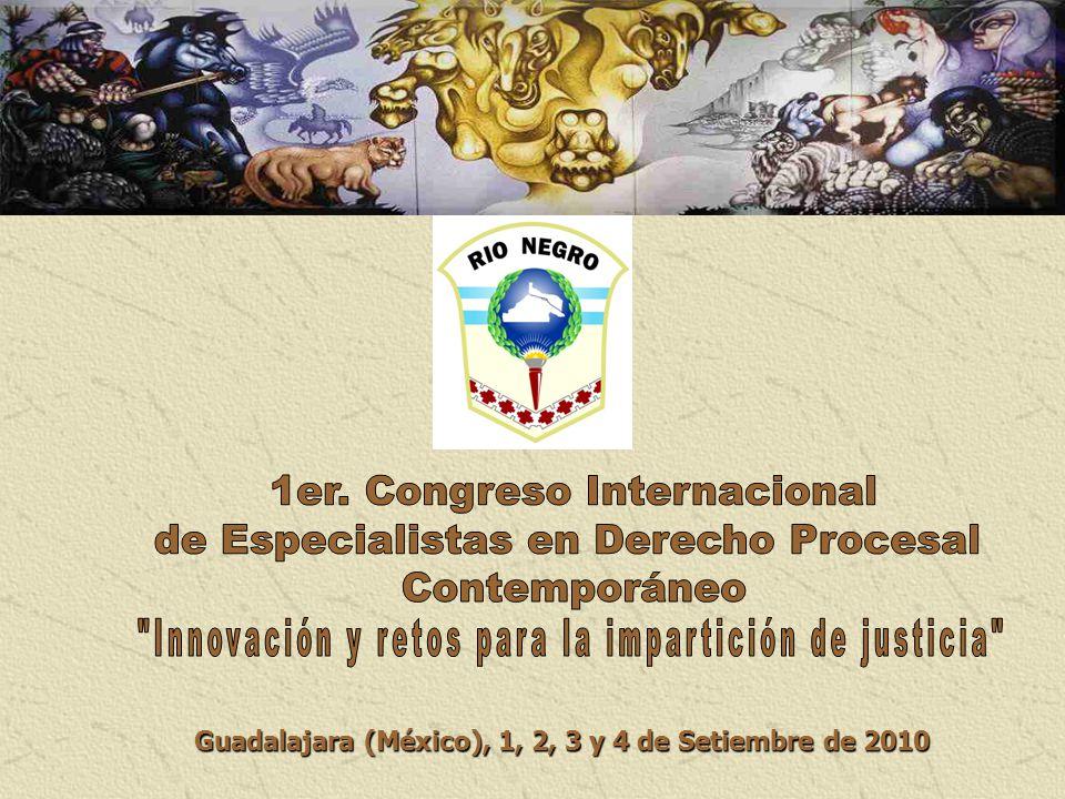 Guadalajara (México), 1, 2, 3 y 4 de Setiembre de 2010
