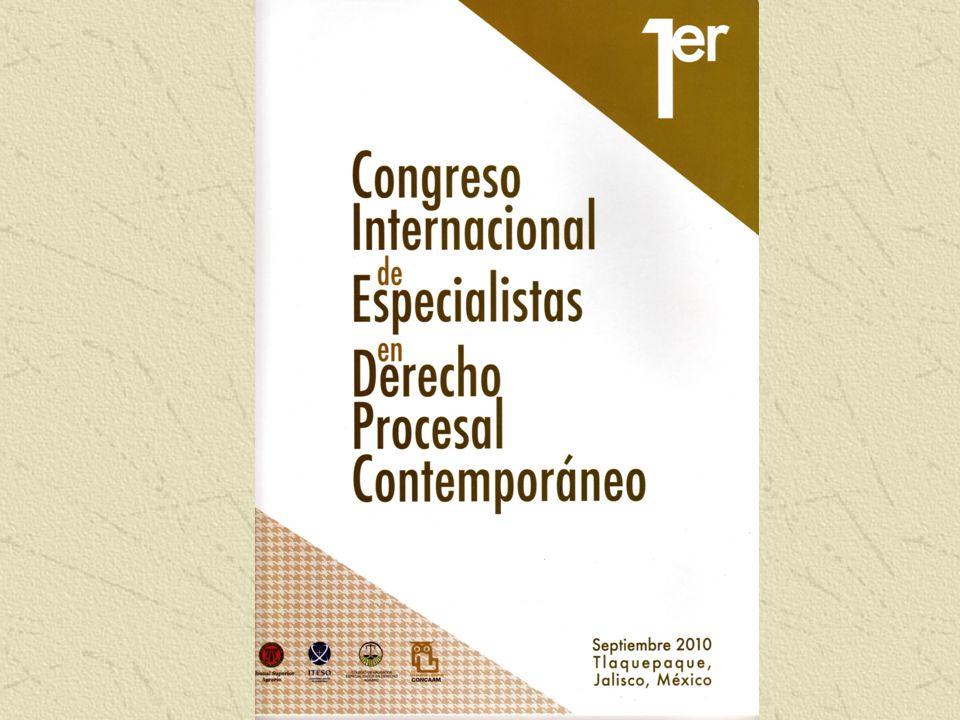 Reforma normativa y reglamentaria de los sistemas procesales, fundados en la oralidad y publicidad de los procesos por expresa disposición de la Constitución.