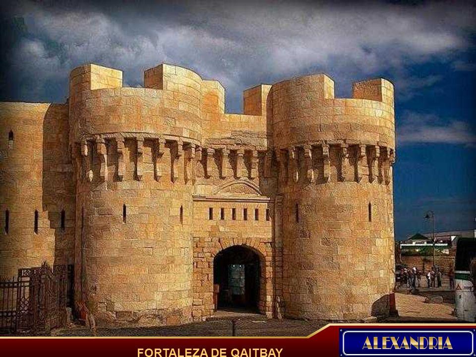 FORTALEZA DE QAITBAY