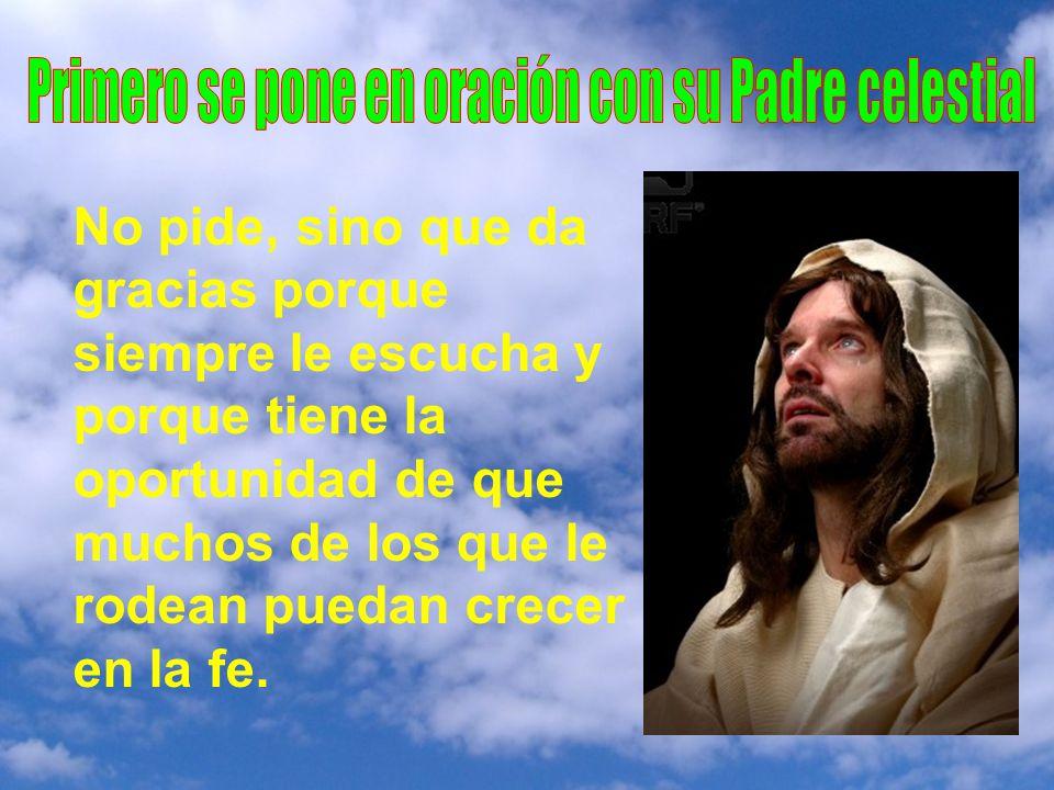 Marta duda y le dice al Señor que tiene que oler mal, porque lleva ya 4 días. Pero Jesús le dice: