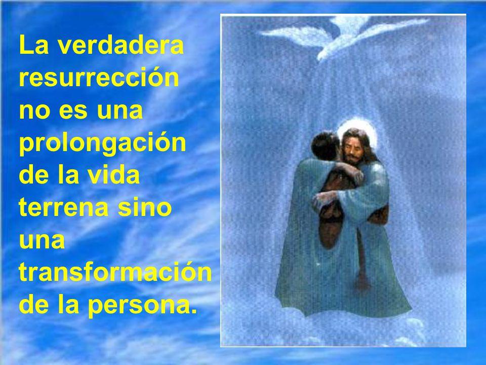 Lázaro resucitó, pero para morir de nuevo otro día (quizá en varios años). Jesús resucitó para vivir otra nueva vida y enseñarnos que nosotros resucit