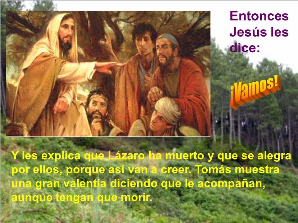 Alguno dice que quizá Jesús, por su gran trabajo pastoral, pudiera estar enfermo. Lo más probable es que esa expresión de dos días sea simbólica, como