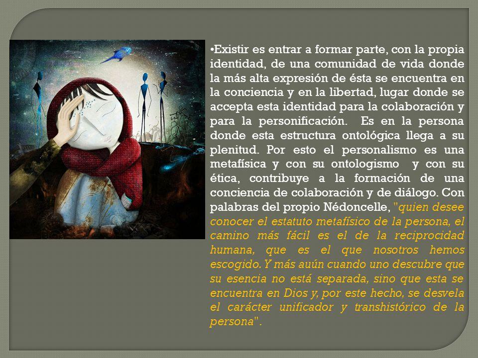 En la sociedad actual hemos de introducir la cultura del amor, la civilización de la persona, la convivencia y la compenetración de los espíritus.