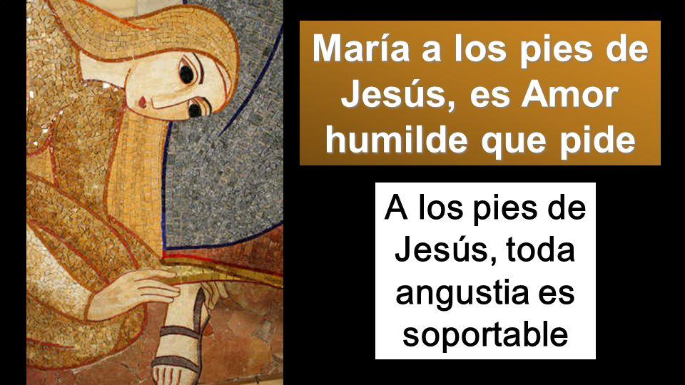 Y dicho esto, fue a llamar a su hermana María, diciéndole en voz baja: El Maestro está ahí y te llama. Apenas lo oyó, se levantó y salió adonde estaba él; porque Jesús no había entrado todavía en la aldea, sino que estaba aún donde Marta lo había encontrado.