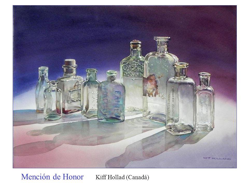 Aurora Charlo (AEDA) Mención de Honor