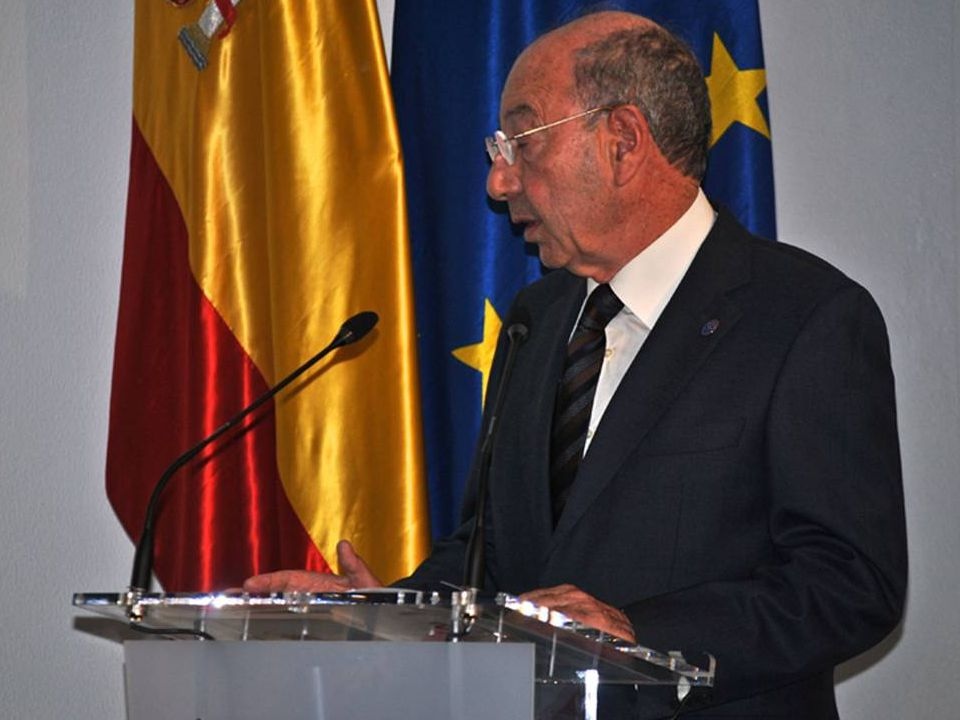 Ricardo Rodríguez (Madrid) Ángeles de la Borbolla (Madrid) Joaquín Cachero (Madrid)Rafael Vergel (Almería)