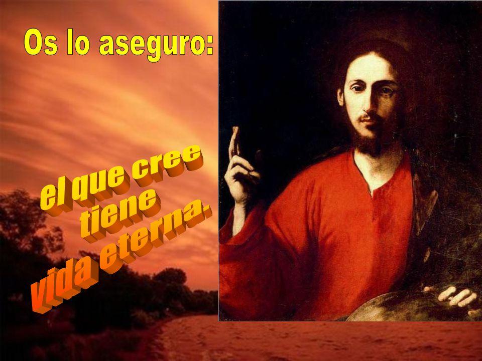 Todo el que escucha lo que dice el Padre y aprende viene a mí. No es que nadie haya visto al Padre, a no ser el que procede de Dios: ése ha visto al P