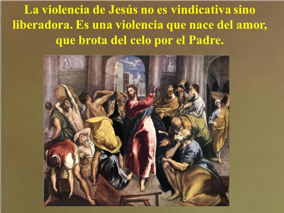 La violencia es mala cuando es vengativa.Así suele ser en todas las guerras.