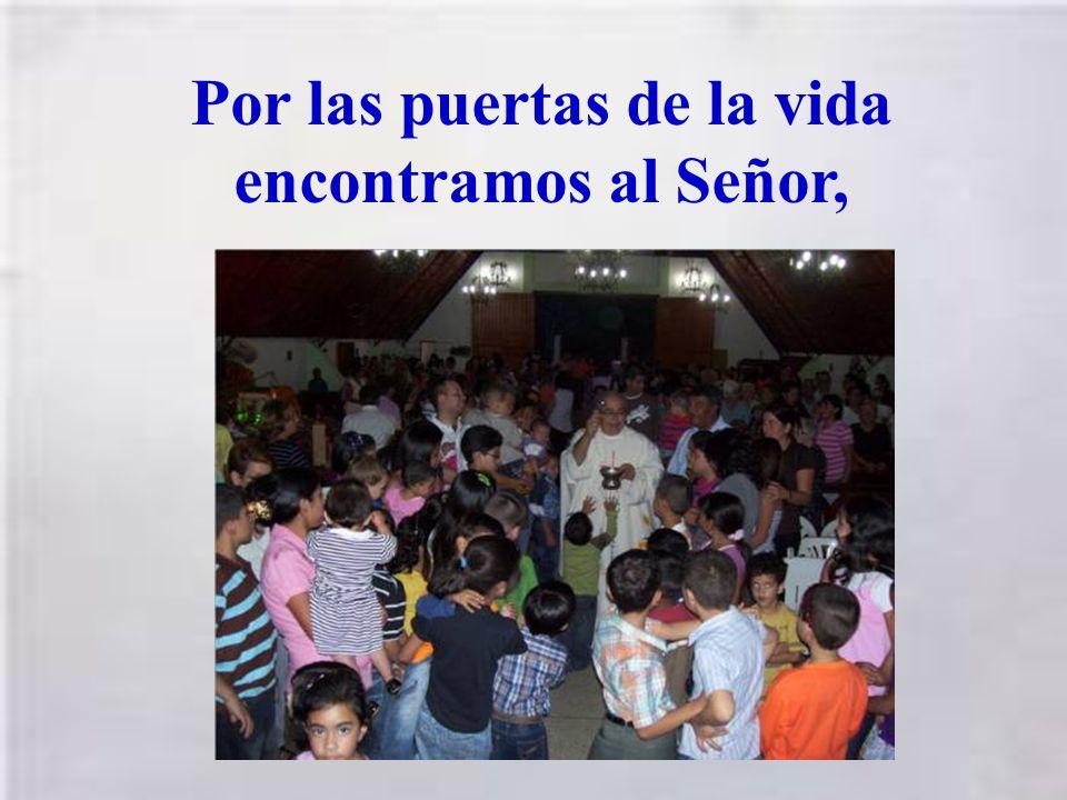 Incorporados a Cristo, somos la Iglesia de Dios.