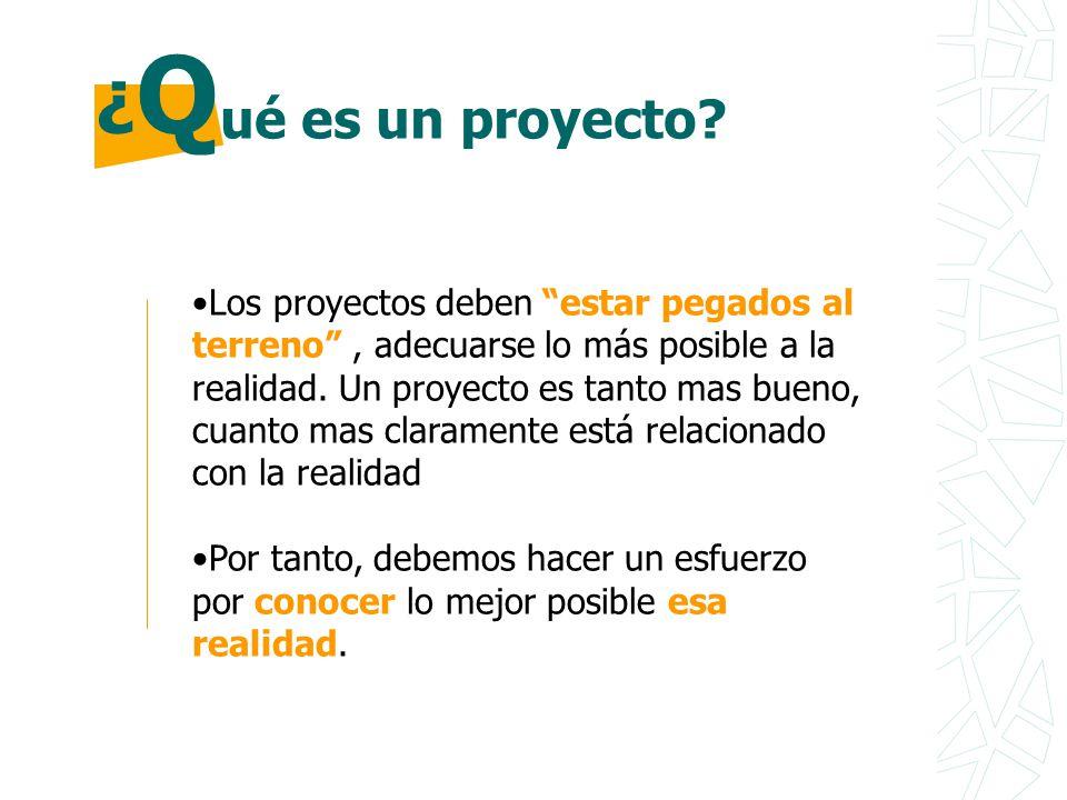 ¿Q¿Q Una propuesta interesante Posible Eficaz Relacionada con el carácter de la entidad ué es un proyecto?