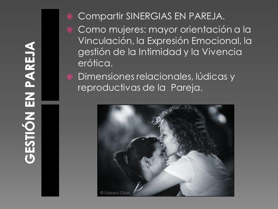 Compartir SINERGIAS EN PAREJA.