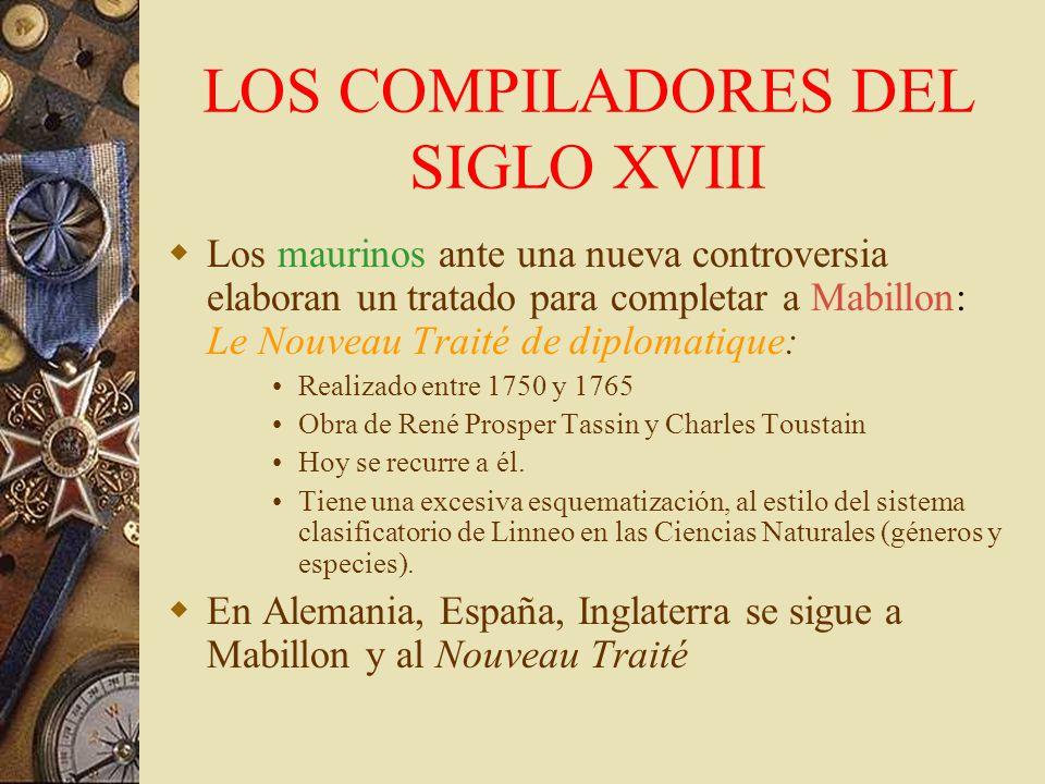 El jesuíta Jean Bolland contra el benedictino MABILLON (III) La respuesta de Jean Mabillon: la publicación del De re diplomatica libri VI: –En Lutecia