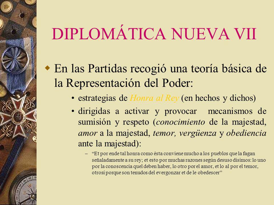 DIPLOMÁTICA VI Alfonso X en la plenitud de la Edad Media ya señalaba a los Oficiales reales que las cartas que partían de su Corte debían ser concorda