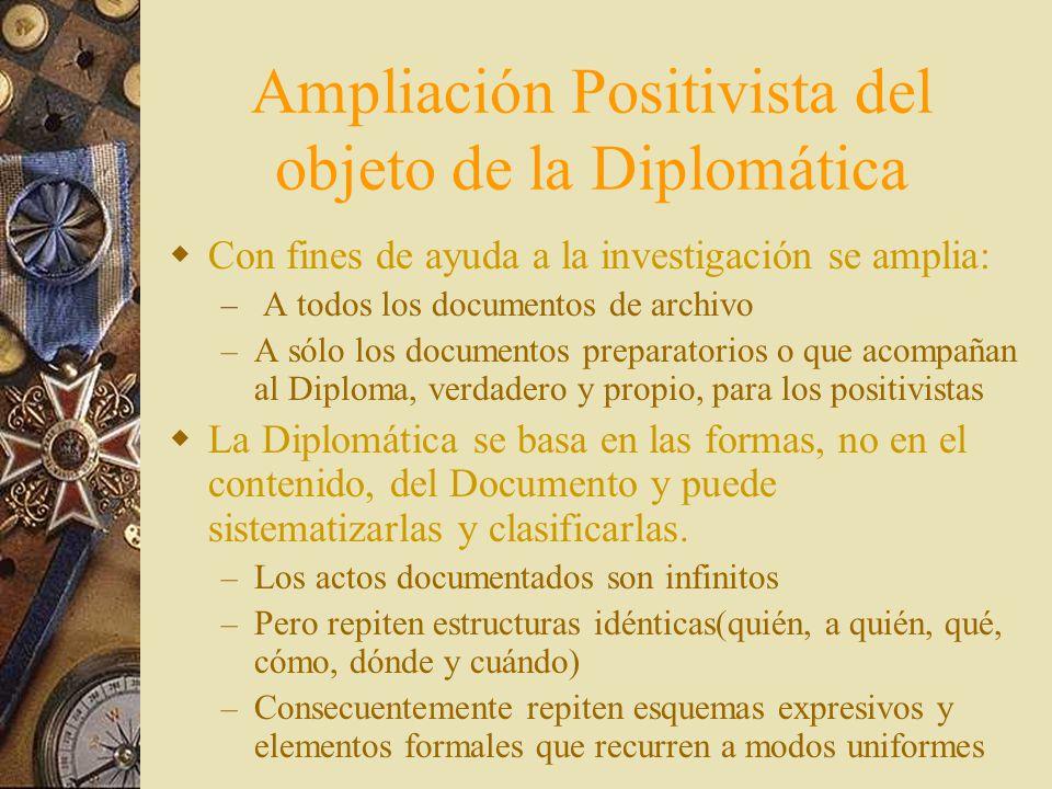 El término Diplomática F ue dado por Jean Mabillon en su De Re Diplomatica Libri Sex D iploma viene del verbo diploo: yo doblo D iploma = díptico = do