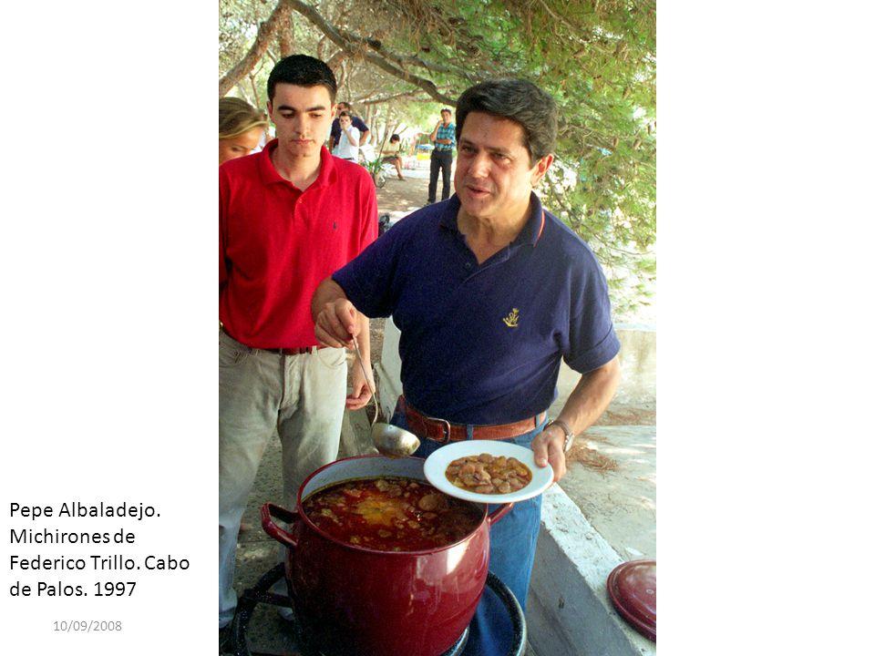 10/09/2008 Paco Salinas.