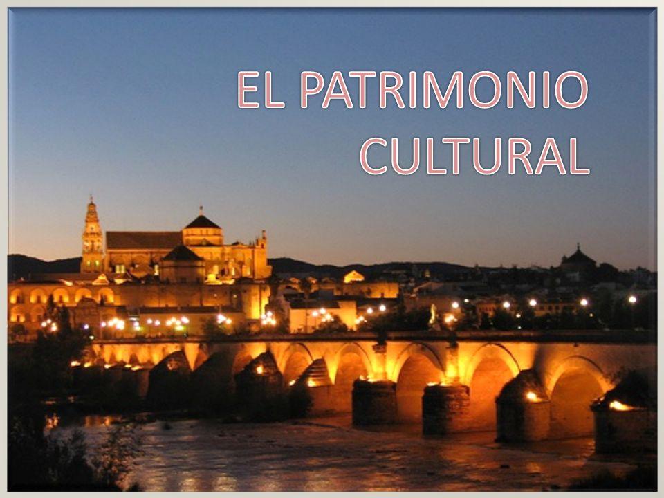 El Patrimonio Cultural nos rodea, aunque no nos demos cuenta o no sepamos apreciarlo.