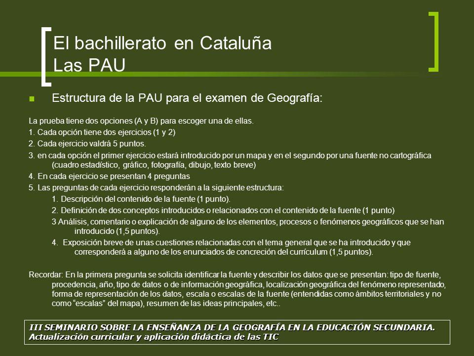 Concreción curricular Bloque I: Cataluña y España en Europa y en el mundo Globalización y desequilibrios.