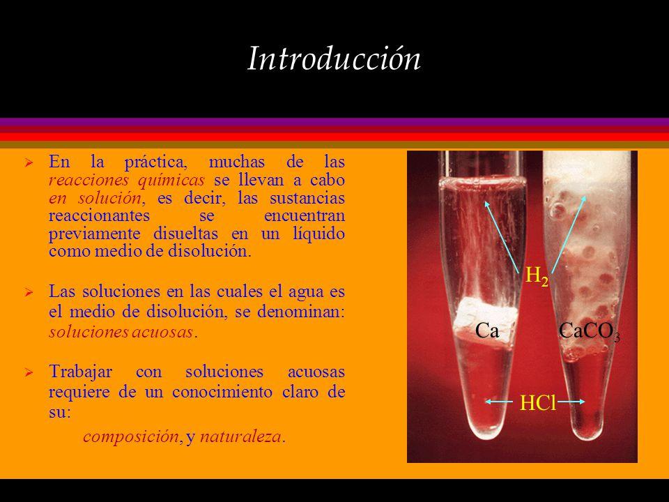 Reacciones Químicas en Solución IES Pando Departamento de Física y Química Química ESO Capítulo 4: parte A