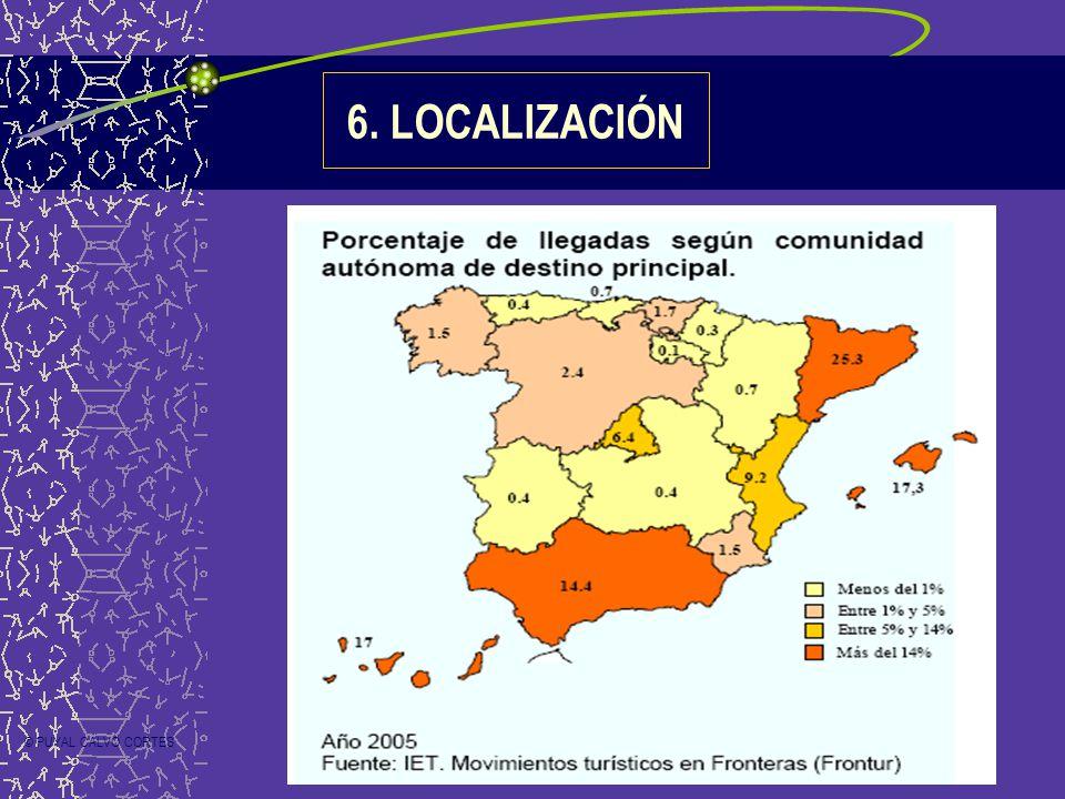 6. LOCALIZACIÓN © PUYAL CALVO CORTES