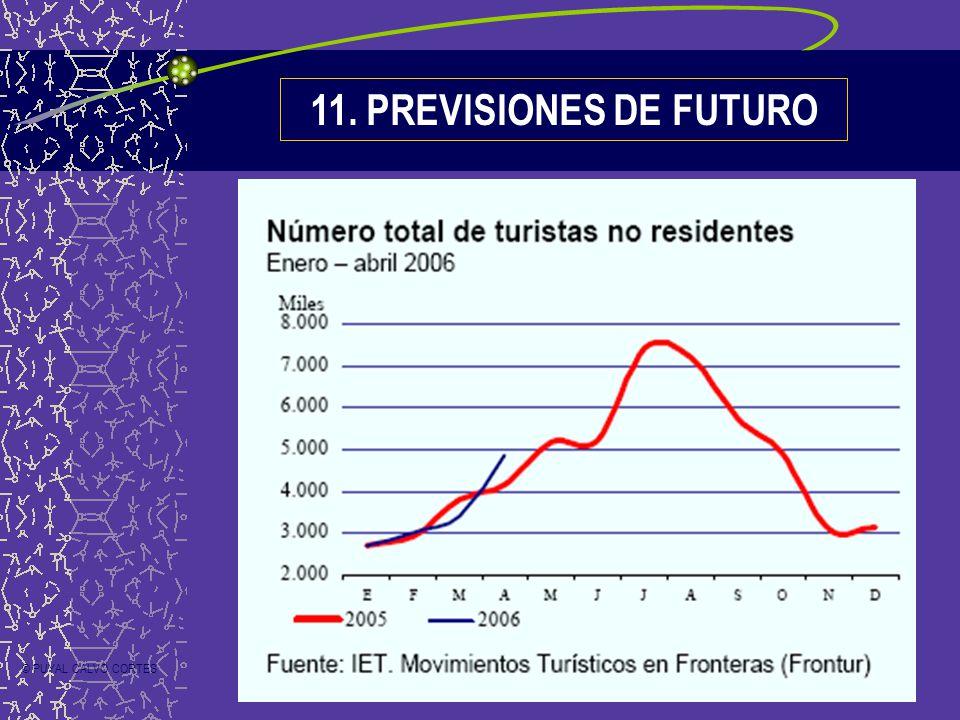 11. PREVISIONES DE FUTURO © PUYAL CALVO CORTES