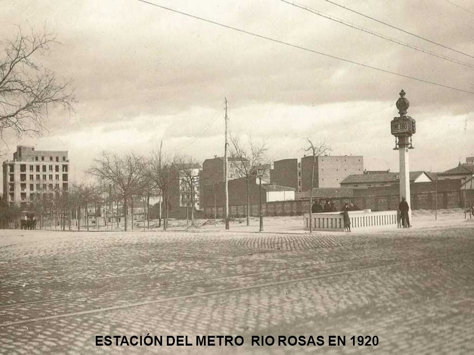VERBENA DE SAN ISIDRO: 1920…