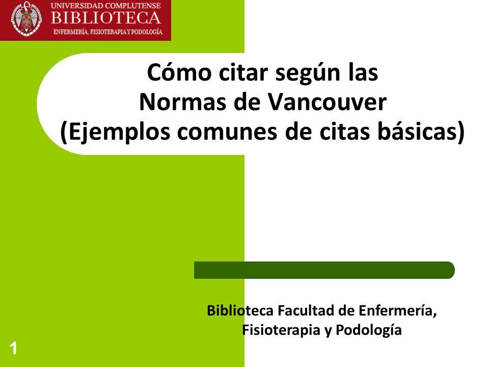 2 Índice ejemplos comunes a los 3 grados (Enfermería, Fisioterapia y Podología) (páginas 6-14) 1.