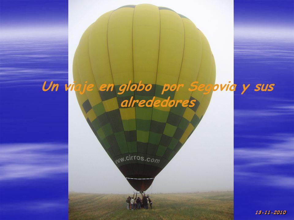 3-11-2010 Un viaje en globo por Segovia y sus alrededores 13-11-2010