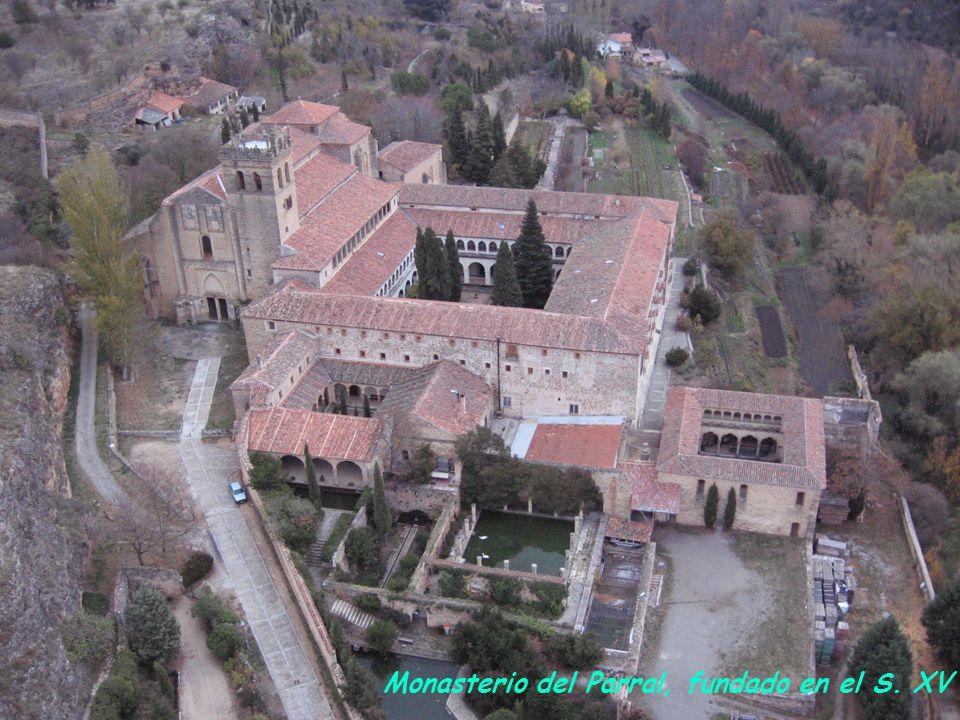 Monasterio del Parral, fundado en el S. XV