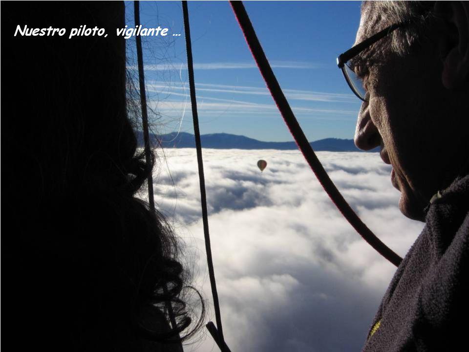 Nuestro piloto, vigilante …