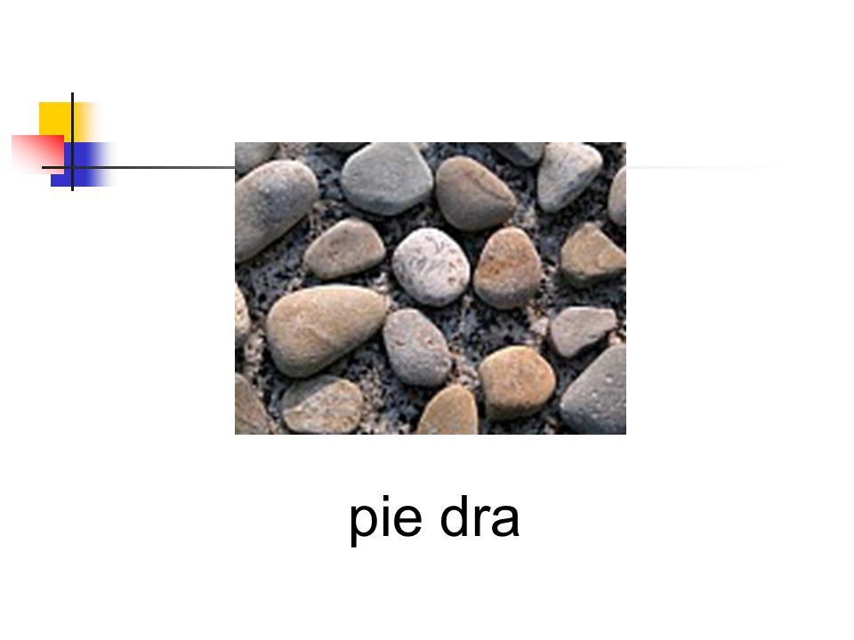 pie dra