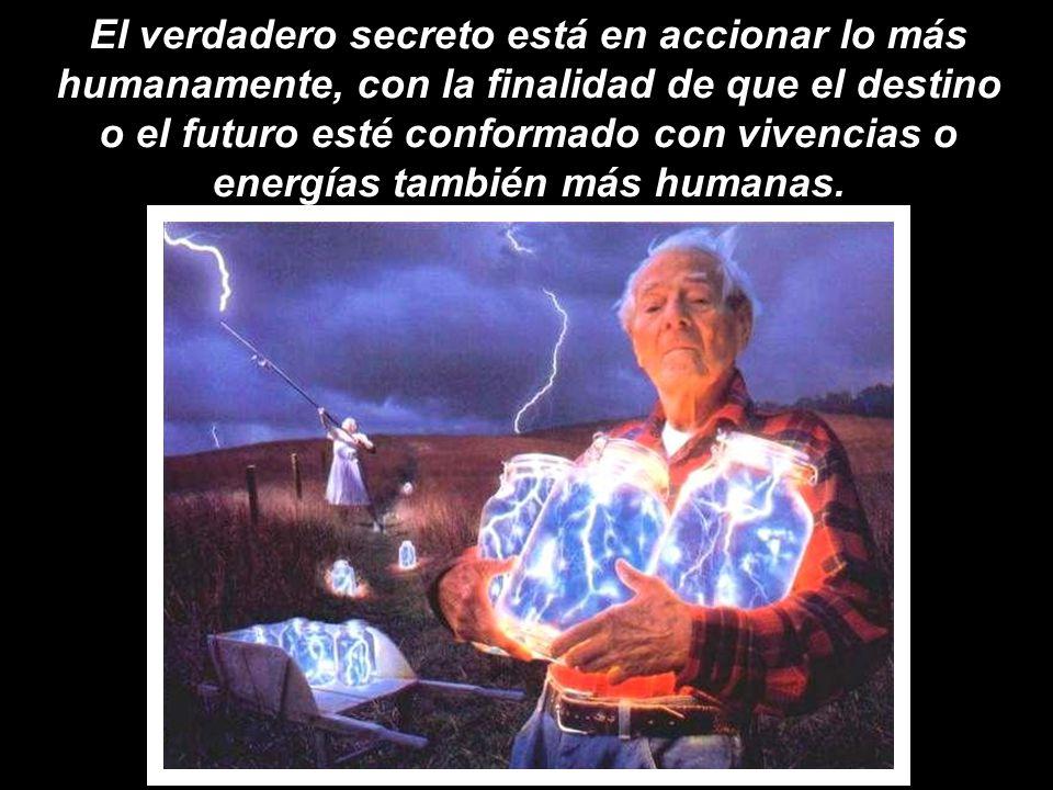 La energía no se crea ni se destruye, sólo se transfiere, se transforma, se intercambia, se absorbe y/o se expande. Nada se crea, nada se pierde, todo